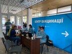 COVID-вихідні: Шмигаль закликав владу активніше відкривати нові центри вакцинації в Україні