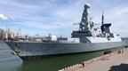 Російські військові обстріляли британський есмінець Defender в Чорному морі