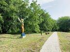 Творче дозвілля для малечі: у Львові провели майстер-клас з виготовлення дерев'яних фігур (відео)