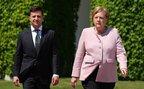 Зустріч Меркель та Зеленського: в ОП озвучили очікування