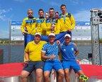 Українські веслувальники здобули історичну нагороду на чемпіонаті світу (відео)