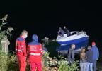 Побачення закінчилось трагедією: під Харковом в затонулому авто загинула молода пара (відео)