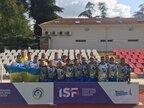 Учнівська збірна України посіла перше місце на Всесвітніх спортивних іграх (фото)