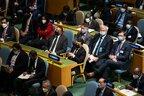 Відкриття 76-ї сесії Генасамблеї ООН у США: Зеленський провів переговори з главою Єврокомісії (відео)