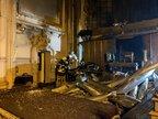 Пожежа у костелі Святого Миколая в Києві: експерти досліджують вплив пожежі на конструкції (відео)