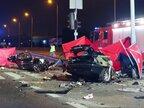 У Польщі внаслідок аварії загинули троє українців: авто розірвало на частини (фото)