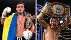 Українські спортсмени  Усик та Ломаченко потрапили до рейтингу найкращих боксерів (відео)